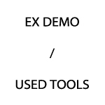Ex Demo/Used Tools