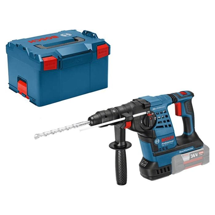 Bosch GBH 36 VF-LI Plus Cordless Hammer Bare Unit, In